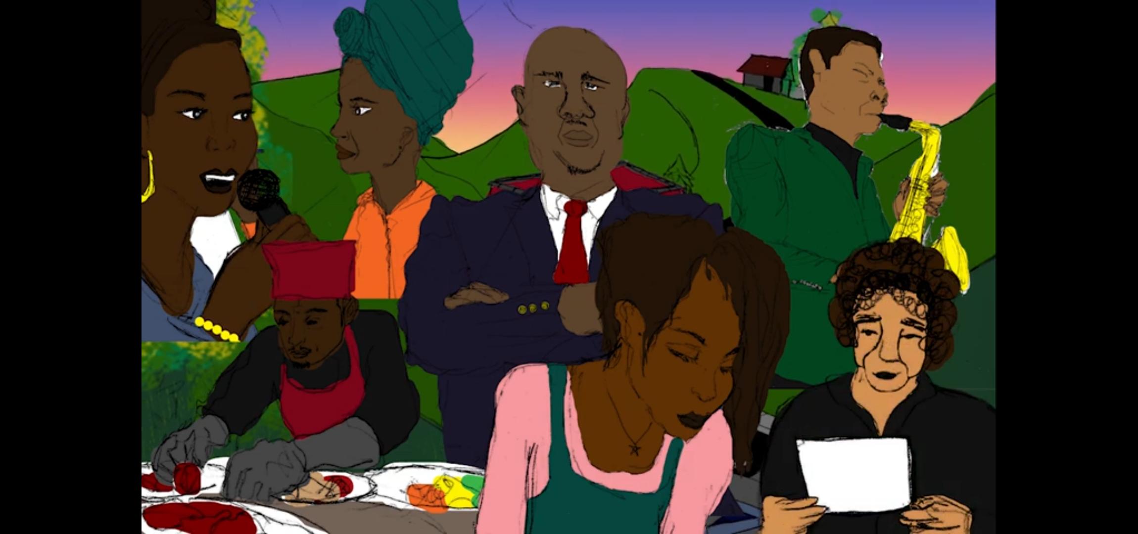 Kwanzaa 2020: The  Village it Takes