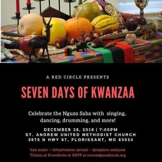 Kwanzaa 2018: 7 Days of Kwanzaa